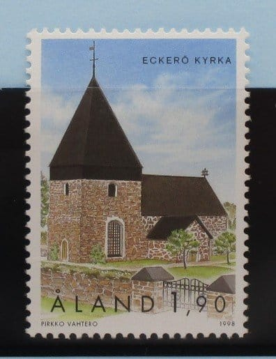Aland Islands Stamps, 1998, SG144, Mint 3