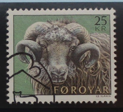 Faroe Islands Stamps, 1979, SG41, Used 3