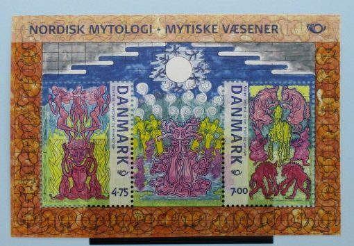 Denmark Stamps, 2006, MS1463, Mint 2