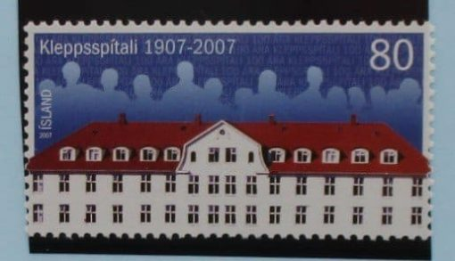 Iceland Stamps, 2007, SG1191, Mint 3