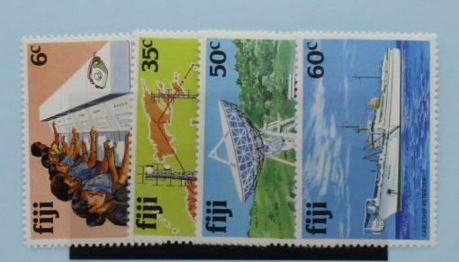 Fiji Stamps, 1981, SG615-618, Mint 3