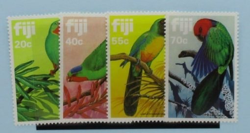 Fiji Stamps, 1983, SG651-654, Mint 3