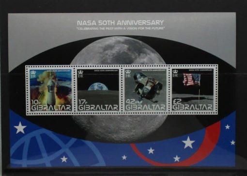 Gibraltar Stamps, 2008, MS1291, Mint 3