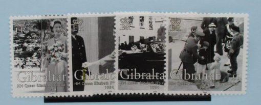 Gibraltar Stamps, 2004, SG1078-1081, Mint 3