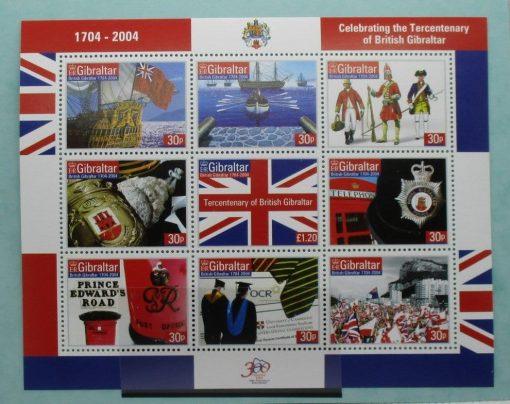 Gibraltar Stamps, 2004, MS1077, Mint 3