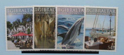 Gibraltar Stamps, 2004, SG1072-1075, Mint 3