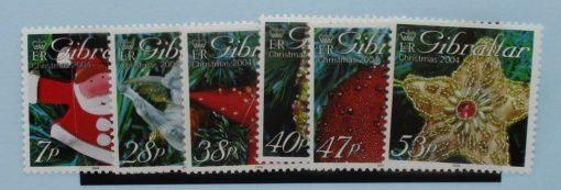 Gibraltar Stamps, 2004, SG1107-1112, Mint 3