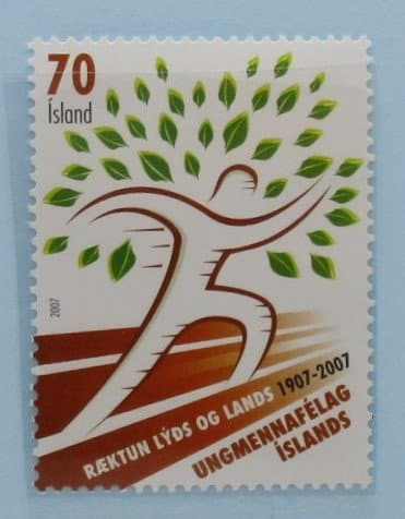 Iceland Stamps, 2007, SG1165, Mint 3