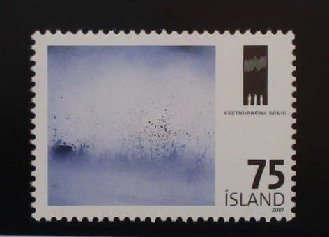 Iceland Stamps, 2007, SG1161, Mint 3