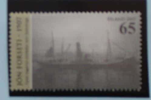Iceland Stamps, 2007, SG1160, Mint 3