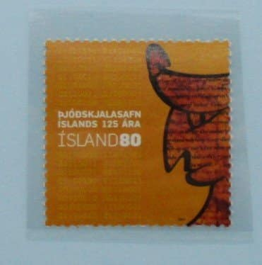 Iceland Stamps, 2007, SG1166, Mint 3