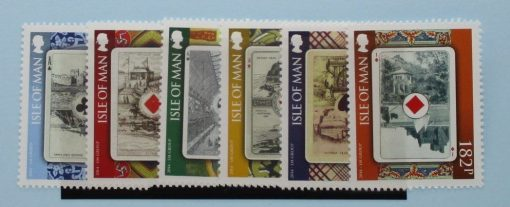 Isle of Man Stamps, 2014, SG1925-1930, Mint 3