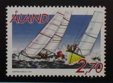Aland Islands Stamps, 1999, SG154, Mint 3
