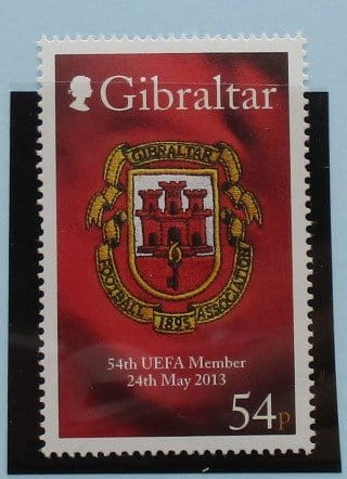 Gibraltar Stamps, 2013, SG1509, Mint 3