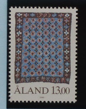 Aland Islands Stamps, 1984-90, SG15, Mint 2