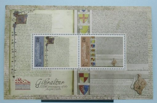 Gibraltar Stamps, 2015, MS1669, Mint 3