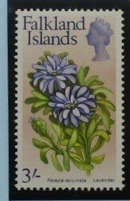 Falkland Islands Stamps, 1968, SG243, Mint 3