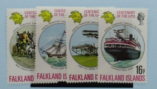 Falkland Islands Stamps, 1974, SG300-303, Mint 3