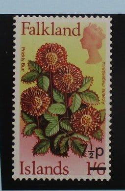 Falkland Islands Stamps, 1971, SG272, Mint 3