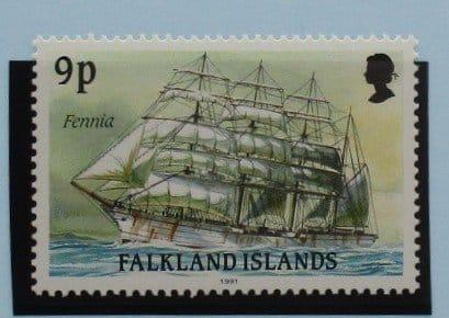 Falkland Islands Stamps, 1991, SG620, Mint 3