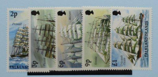 Falkland Islands Stamps, 1991, SG613-614, SG617, SG620, SG625, Mint 3