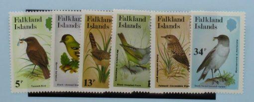 Falkland Islands Stamps, 1982, SG433-438, Mint 3