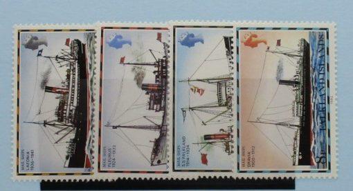 Falkland Islands Stamps, 1982, SG355B-338B, Mint 3