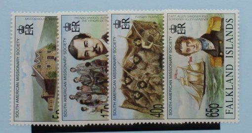 Falkland Islands Stamps, 1994, SG723-726, Mint 3