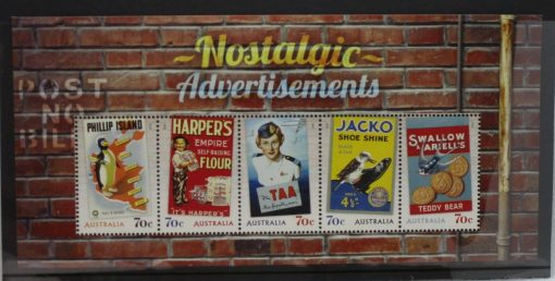 Australia Stamps, 2014, MS4220, Mint 3