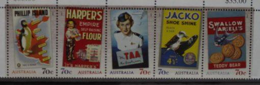 Australia Stamps, 2014, SG4215a, Mint 3