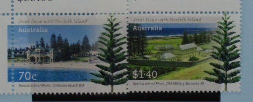 Australia Stamps, 2014, SG4208-4209, Mint 3