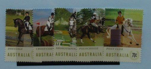 Australia Stamps, 2014, SG4198-4202, Mint 3