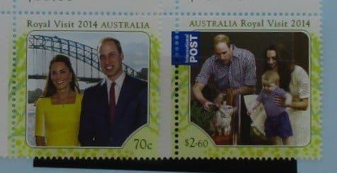 Australia Stamps, 2014, SG4193-4194, Mint 3