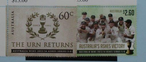 Australia Stamps, 2014, SG4122-4123, Mint 3