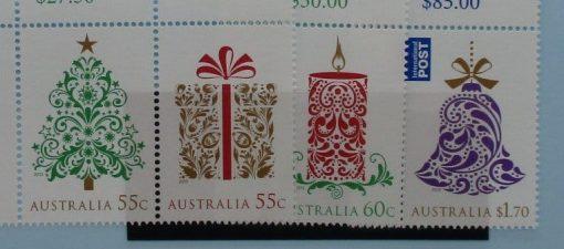 Australia Stamps, 2013, SG4090-4093, Mint 3