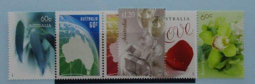 Australia Stamps, 2013, SG3917a, SG3922, Mint 3