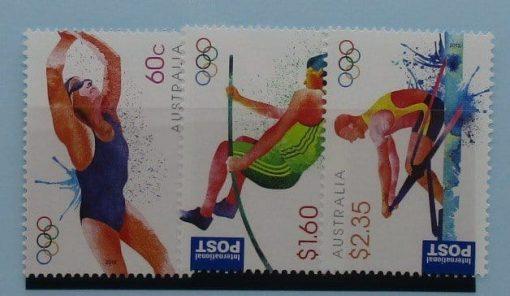 Australia Stamps, 2012, SG3804-3806, Mint 3