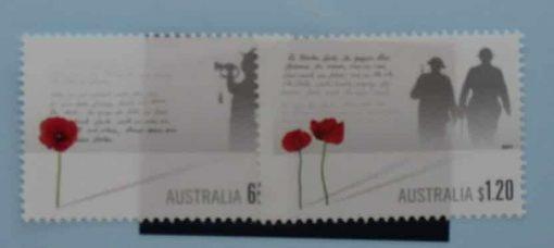 Australia Stamps, 2011, SG3679-3680, Mint 3