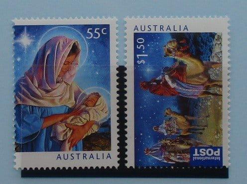 Australia Stamps, 2011, SG3668-3669, Mint 3