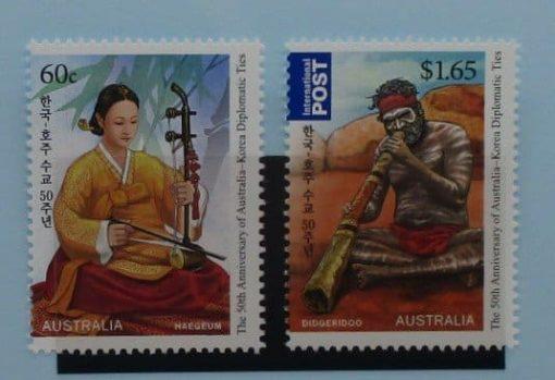 Australia Stamps, 2011, SG3665-3666, Mint 3