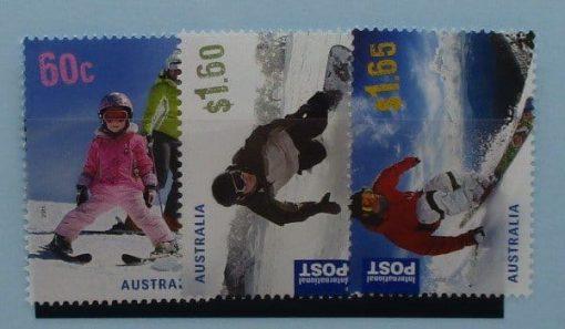 Australia Stamps, 2011, SG3626-3628, Mint 3