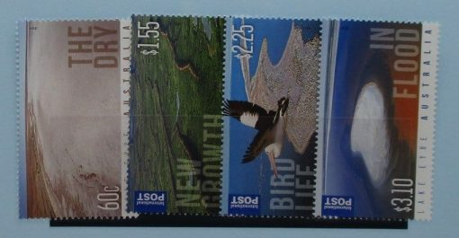 Australia Stamps, 2011, SG3579-3582, Mint 3
