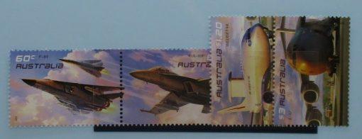 Australia Stamps, 2011, SG3552-3555, Mint 3