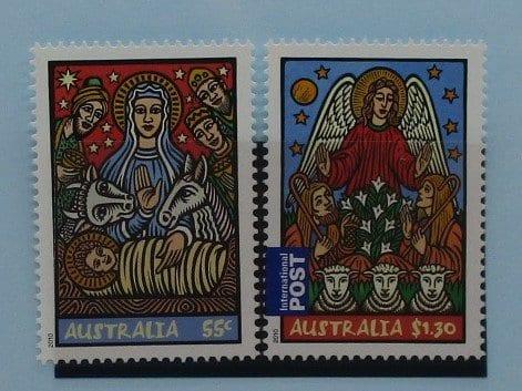 Australia Stamps, 2010, SG3524-3525, Mint 3