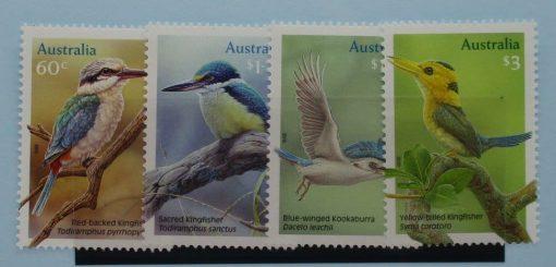 Australia Stamps, 2010, SG3505-3508, Mint 3