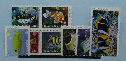 Australia Stamps, 2010, SG3407-3414, Mint 3