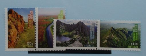 Australia Stamps, 2010, SG3401a, SG3403a, Mint 3