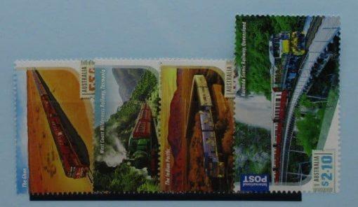 Australia Stamps, 2010, SG3384-3387, Mint 3
