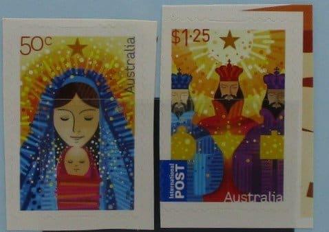 Australia Stamps, 2009, SG3311-3312, Mint 3