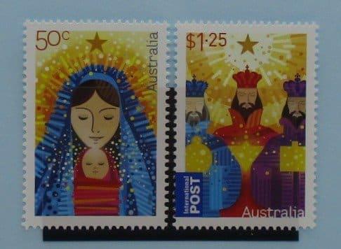Australia Stamps, 2009, SG3308-3309, Mint 3